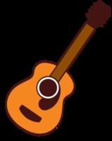 Stringed music instrument guitar