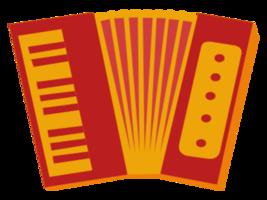 muziekinstrument accordeon