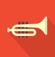 trumphet di strumenti musicali