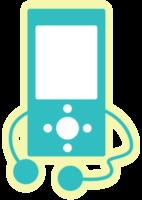 Musik-Icon-Pod