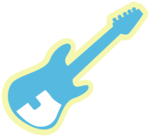 Music icon guitar png