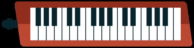 muziekinstrument melodica