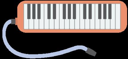 blaasmuziek instrument melodica
