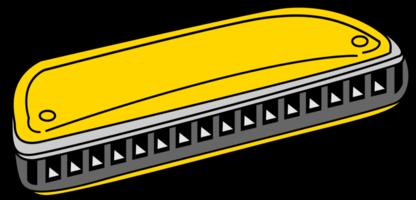 muziekinstrument mondharmonica
