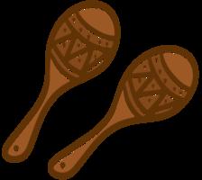 strumento mararia maracas