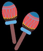 mariachi maracas