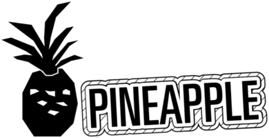 ananas typografie