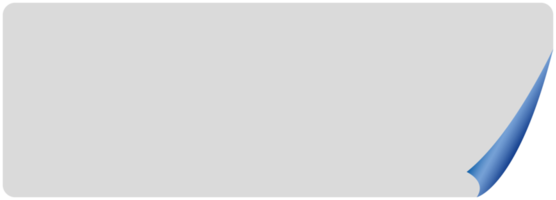 papel retangular
