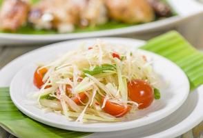 Som Tam Kai Yang photo