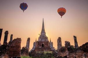 Wat Phrasisanpetch i photo