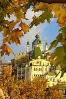 Kyiv in autumn