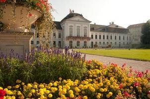Grassalkovich palace photo