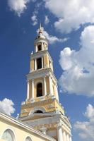 Belltower of church Ioann Bogoslov photo