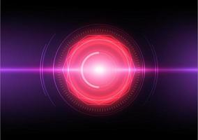 Abstract technology laser background  vector