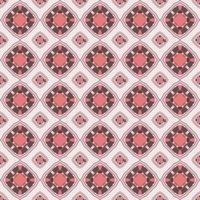 Elegant seamless tile pattern background vector