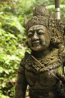escultura sagrada balinesa foto