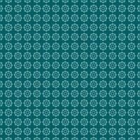 plantilla de diseño de patrón cian verde