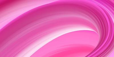 Pink flowing wave background