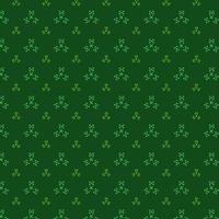 bonito diseño de patrón verde