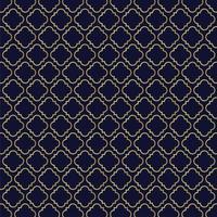 Golf decorative pattern  vector