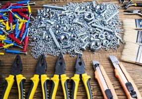 herramientas, reparación foto