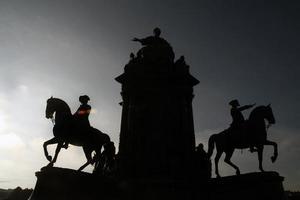Vienna Monument of the  Grand Duchess Maria Teresa photo
