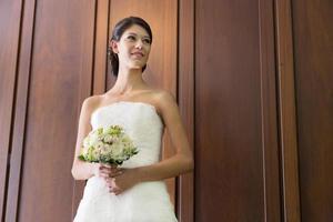 bride bouquet photo