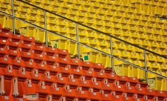 seat in stadium