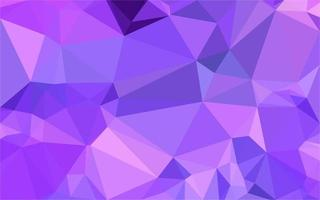 Purple poly  background
