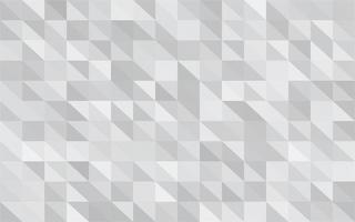 White mosaic pattern