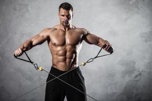 fitness en crossover foto