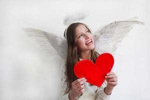 el angel del amor! foto
