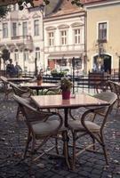 Caffe terrace