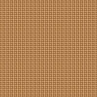 close-up de uma textura de saco de juta de serapilheira vetor