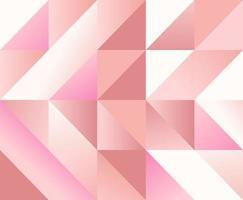 fond hexagonal rose vecteur