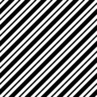 Black and white seamless striped pattern vector