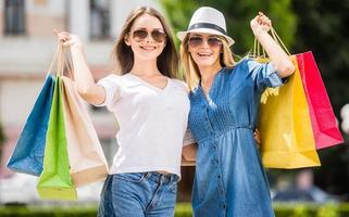 Shopping photo