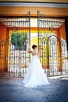 Beautiful bride photo