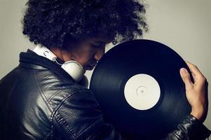 retro music photo