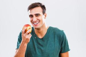 Healthy eating with braces