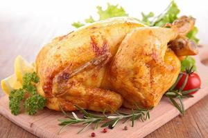 roast chicken photo