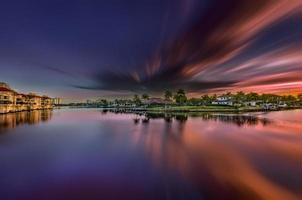 Sunrise at Naples, Florida photo