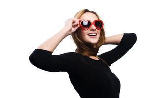 stylish shades photo
