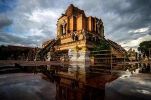 wat chedi luang photo
