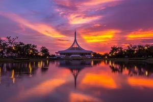 Royal garden Rama IX