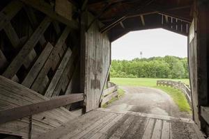 salida del puente foto