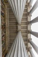 Building of Austrian parliament in Vienna photo