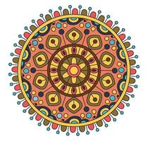 Ornamental Mandala Design