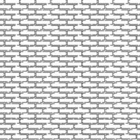 Linear brick seamless pattern