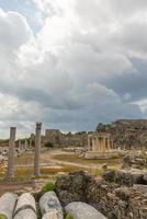 ruinas antiguas foto